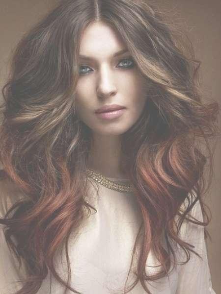 Medium Auburn Brown Hair Color Ideas – New Hairstyles, Haircuts Pertaining To Most Current Auburn Medium Haircuts (View 10 of 25)