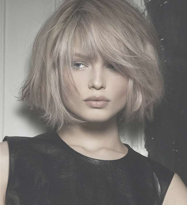 Medium Blonde Bob Hairstyles In Most Current Bob Medium Hairstyles (View 21 of 25)