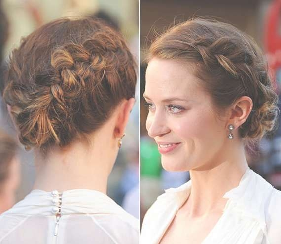 Medium Bridesmaid Hairstyles 2012 40 – Stylish Eve Intended For Most Up To Date Medium Hairstyles Bridesmaids (View 5 of 25)