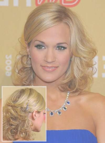 Medium, Curly Hairstyles For Prom – Beauty Riot Throughout Recent Medium Haircuts For Prom (View 21 of 25)
