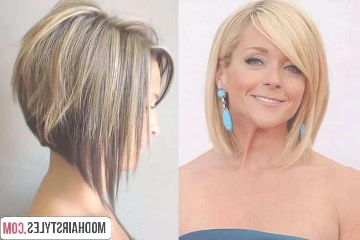 Medium Haircut For Thin Hair Type – Medium Haircuts Intended For Current Medium Haircuts Thin Hair (View 20 of 25)
