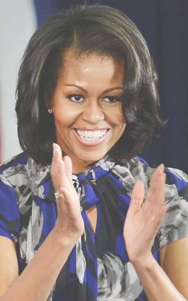 Medium Haircuts For Black Women, Hair Styles For Women, Medium In Most Recent Black Women Medium Haircuts (View 17 of 25)