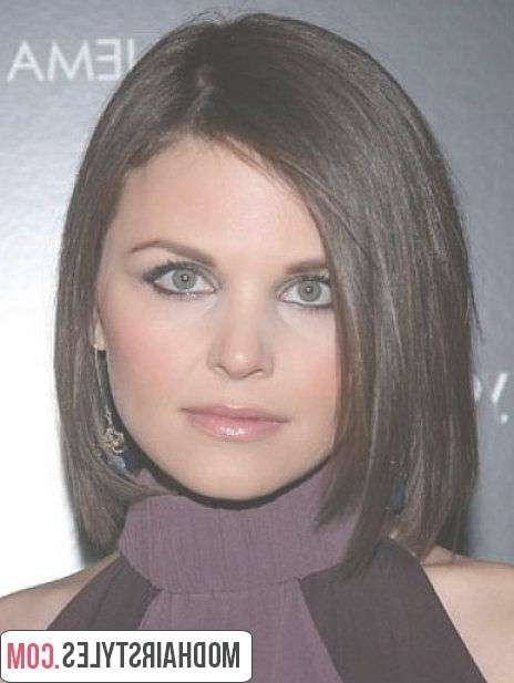 Medium Haircuts For Round Face – Stylish Medium Haircuts In Most Popular Medium Haircuts Ideas For Round Faces (View 9 of 25)