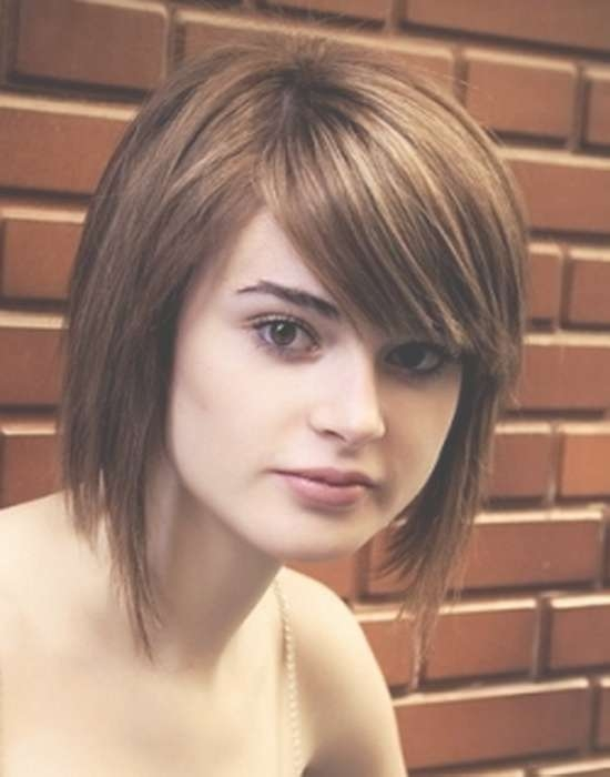 Medium Haircuts For Square Faces 2013 – Fashion Trends Styles For 2014 Inside Recent Medium Haircuts For Square Face Shape (View 19 of 25)
