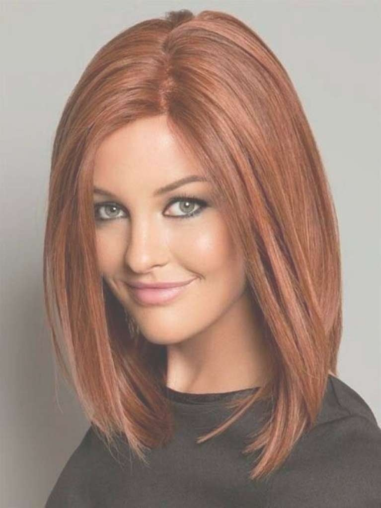 Medium Haircuts Round Fat Faces Best 25 Haircuts For Round Faces With Best And Newest Medium Hairstyles For Round Fat Faces (View 19 of 25)