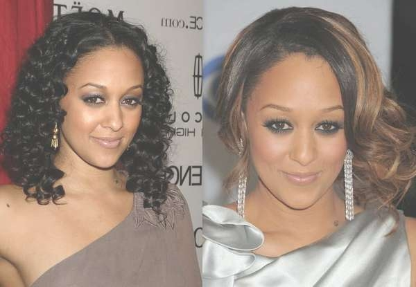 Medium Hairstyles For Black Women – Stylish Eve For Latest Medium Hairstyles For Black Ladies (View 8 of 25)
