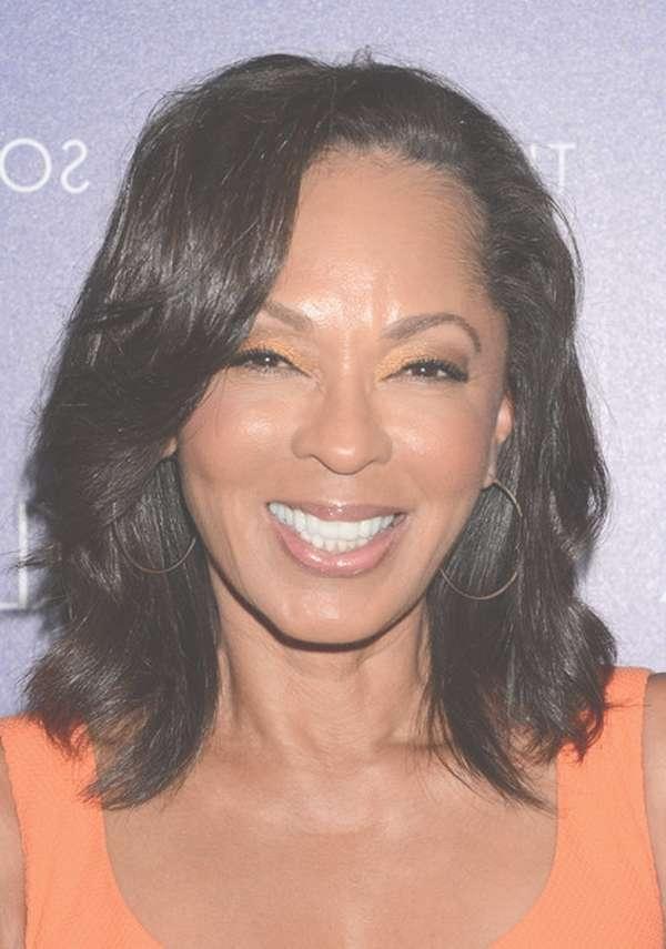 Medium Hairstyles For Black Women – Stylish Eve In Newest Medium Haircuts Black Women (View 3 of 25)