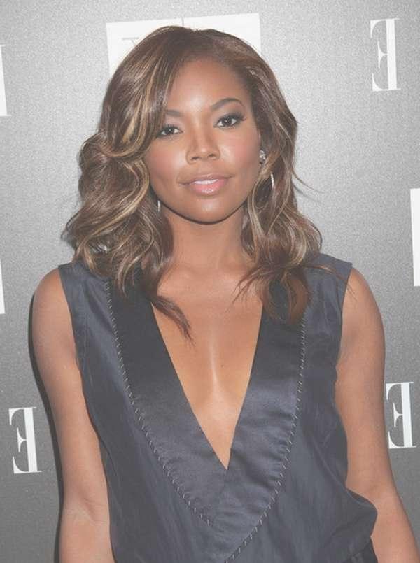 Medium Hairstyles For Black Women – Stylish Eve With Recent Medium Hairstyles For Black Females (View 7 of 25)