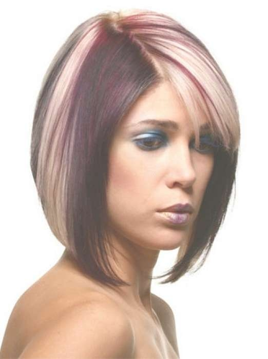 Medium Hairstyles For Oval Faces   Purzelkrieg Within Most Current Oval Face Shape Medium Haircuts (View 21 of 25)