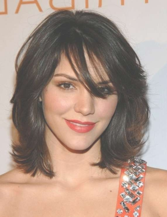 Medium Hairstyles For Thick Hair – Women's Top 7 Picks In Newest Medium Haircuts For Thick Curly Frizzy Hair (View 17 of 25)