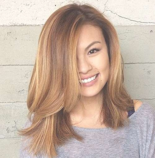 Medium Hairstyles For Thick Hair – Women's Top 7 Picks Pertaining To Most Recently Medium Haircuts For Thick Hair (View 3 of 25)