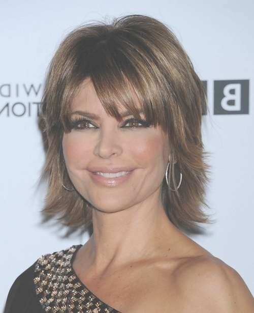 Medium Hairstyles For Women Over 40 With Thin Hair – New Within Most Current Medium Haircuts Over (View 25 of 25)