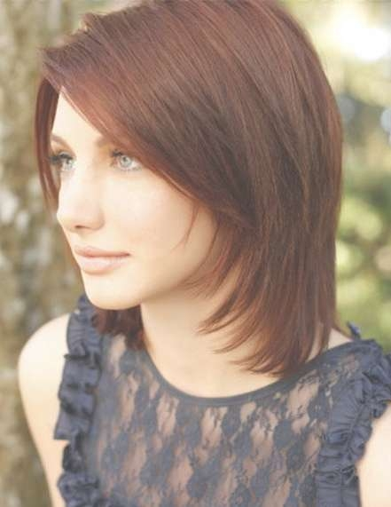 New Medium Length Hairstyle 2016 Trendy Shoulder Haircuts To Try In