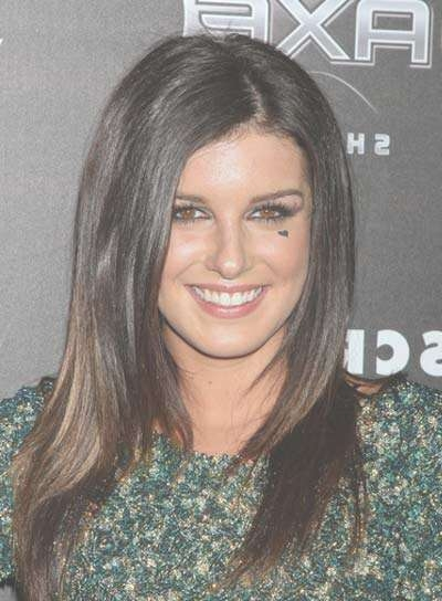 Medium, Layered, Brunette Hairstyles – Beauty Riot In Latest Medium Hairstyles Brunette Layers (View 19 of 25)