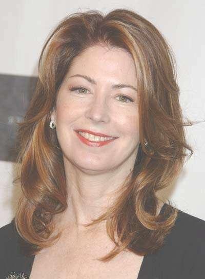 Featured Photo of Brunette Medium Hairstyles