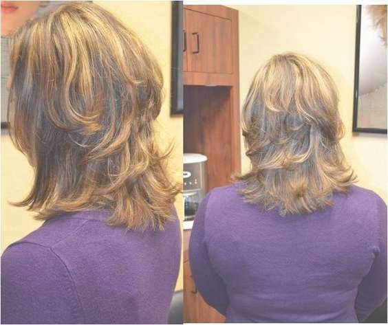 Featured Photo of Medium Hairstyles With Lots Of Layers