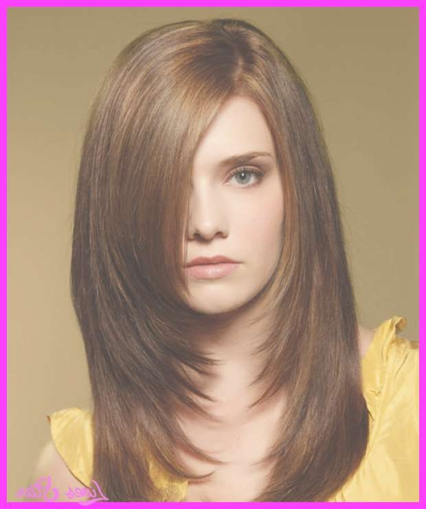 Medium Layered Haircuts For Thick Hair And Round Faces – Livesstar Intended For 2018 Medium Haircuts For Round Faces And Thick Hair (View 6 of 25)