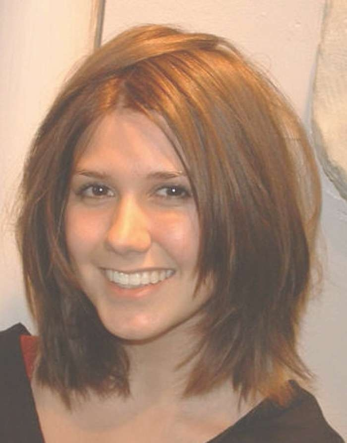 Medium Layered Shag Hairstyles 2013 In Most Recently Layered Shaggy Medium Hairstyles (View 8 of 25)