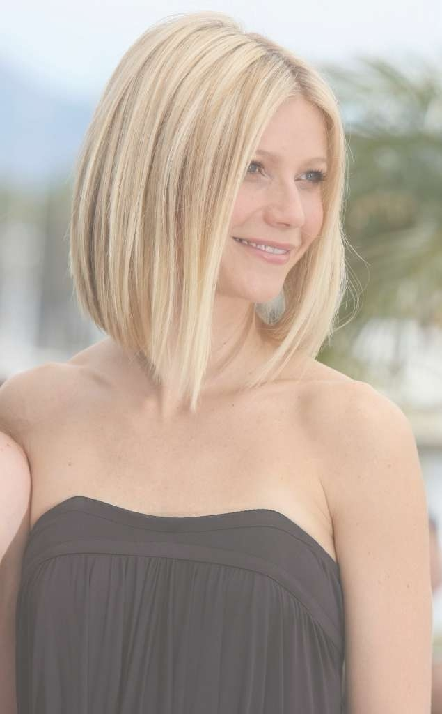 Medium Length Bob Hairstyles Medium Length Bob Hairstyles Without Throughout Most Popular Medium Hairstyles Without Fringe (View 15 of 25)