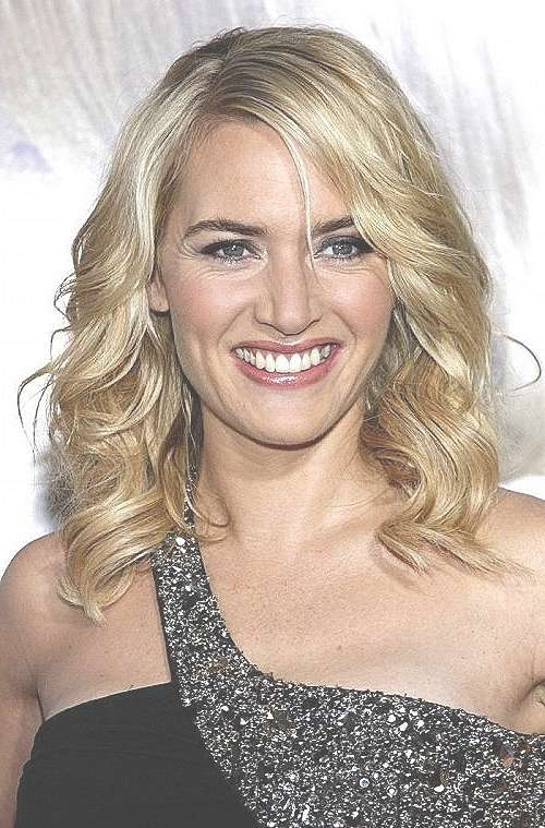 Image Gallery of Medium Hairstyles Loose Curls (View 12 of 25 Photos)