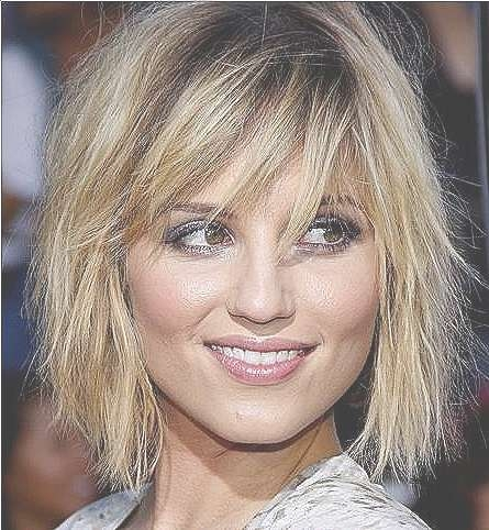 Medium Length Hair : Medium Cropped Hairstyles Inspirational Cute For Latest Cropped Medium Hairstyles (View 8 of 15)