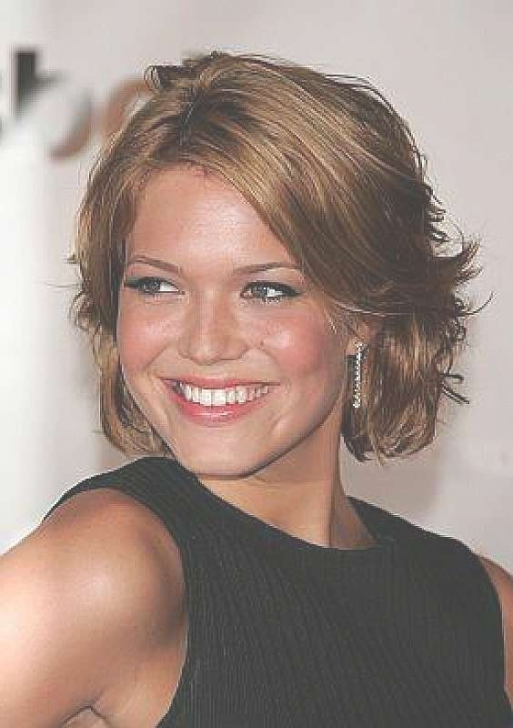 Medium Length Hair : Medium Hairstyles For Round Faces And Curly With Regard To Latest Medium Hairstyles For Round Faces And Thin Hair (View 20 of 25)