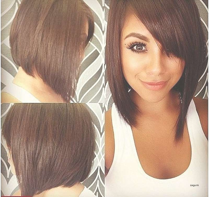 Medium Length Hair : Medium Hairstyles With Bangs For Round Faces With Most Up To Date Medium Hairstyles With Bangs For Round Faces (View 20 of 25)
