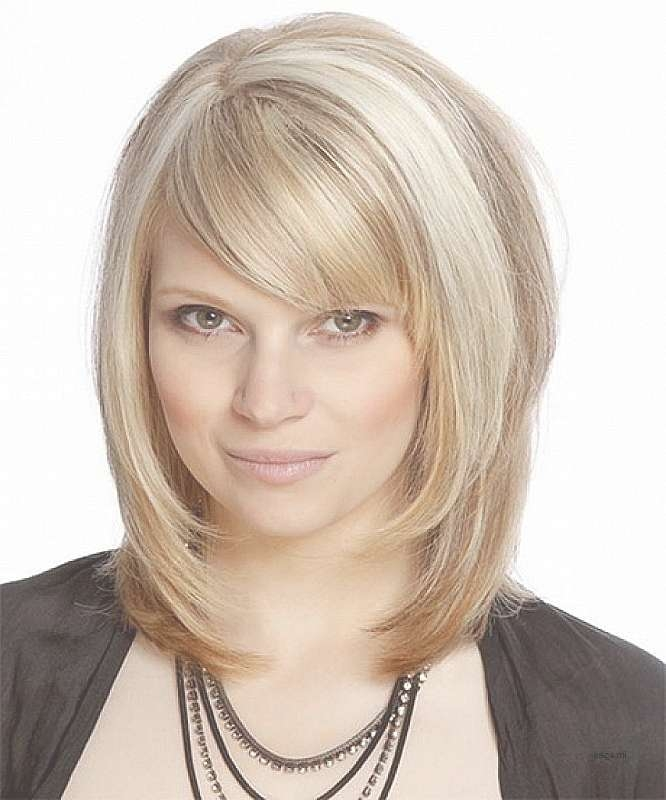 Medium Length Hair : Medium Hairstyles With Side Fringe Best Of Inside Best And Newest Medium Hairstyles With Side Fringe (View 22 of 25)