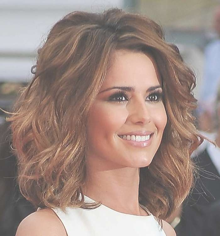Medium Length Haircuts Thick Wavy Hair With Newest Medium Haircuts For Thick Curly Frizzy Hair (View 6 of 25)