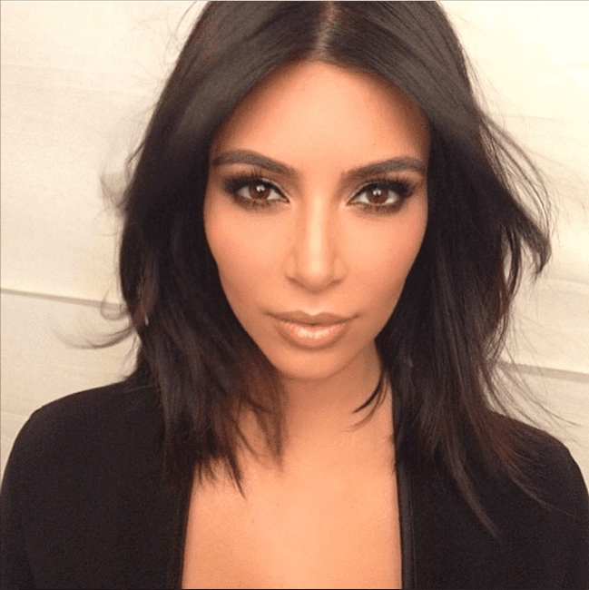 Medium Length Hairdos Perfect For Thick Or Thin Hair Throughout Most Popular Kim Kardashian Medium Haircuts (View 25 of 25)