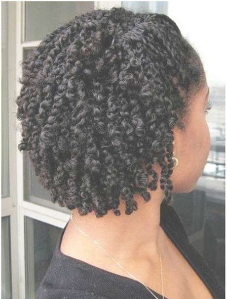 Medium Length Hairstyle 2016 For Black Women With Regard To Newest Black Women Natural Medium Hairstyles (View 4 of 15)
