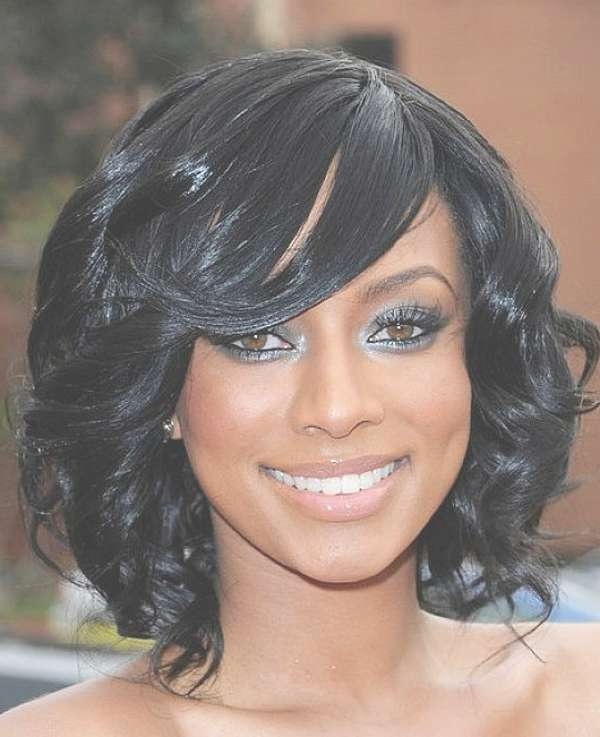 Medium Length Hairstyles Black Hair And Get Ideas How To Change Within Most Recent Medium Hairstyles For Black People (View 22 of 25)