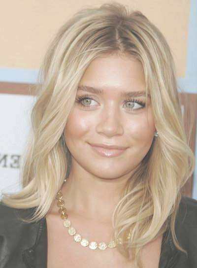 Medium Length Hairstyles For Oval Faces, Medium Length Hairstyles In Newest Medium Haircuts For Oval Faces (View 25 of 25)