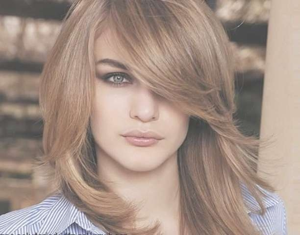 Medium Length Hairstyles Layers Are Great Keep Cool During With Regard To Most Up To Date Medium Hairstyles In Layers (View 11 of 25)