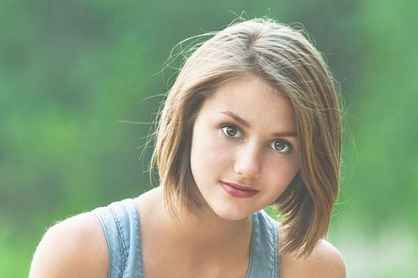 Medium Length Hairstyles Without Bangs – Best Hairstyles Pertaining To Newest Medium Haircuts Without Bangs (View 11 of 15)