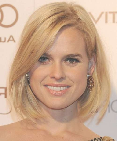 Medium Length Inverted Bob Hairstyles For Fine Hair – New Pertaining To Bob Hairstyles For Fine Hair (View 22 of 25)