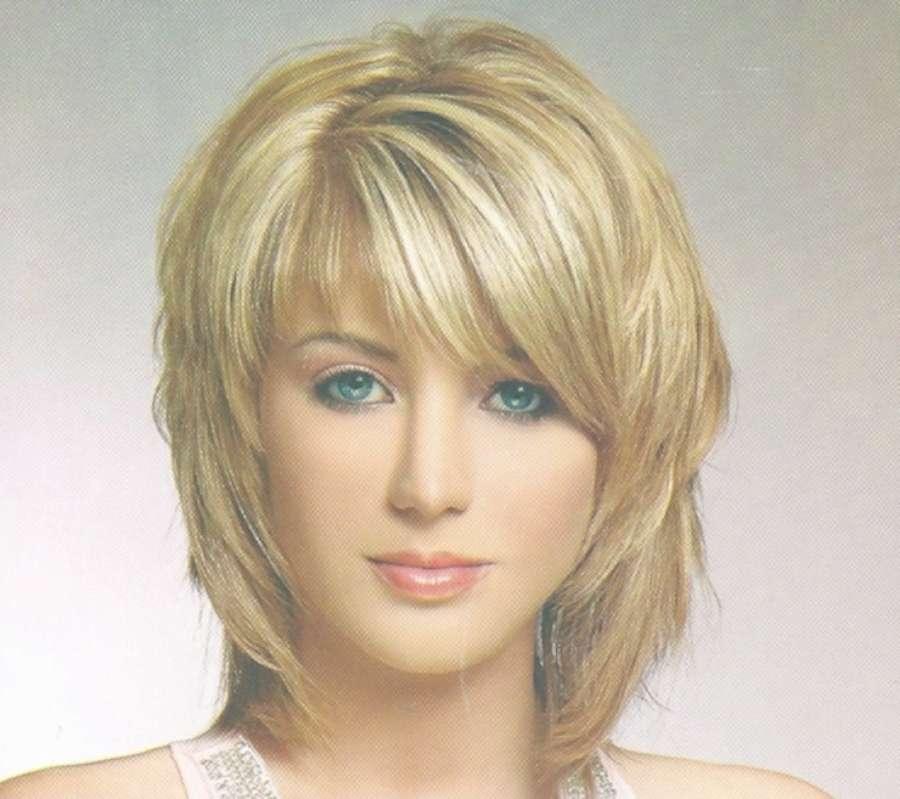 Medium Length Layered Hairstyles For Fine Thin Hair Regarding Most Popular Medium Haircuts For Fine Thin Hair (View 6 of 25)