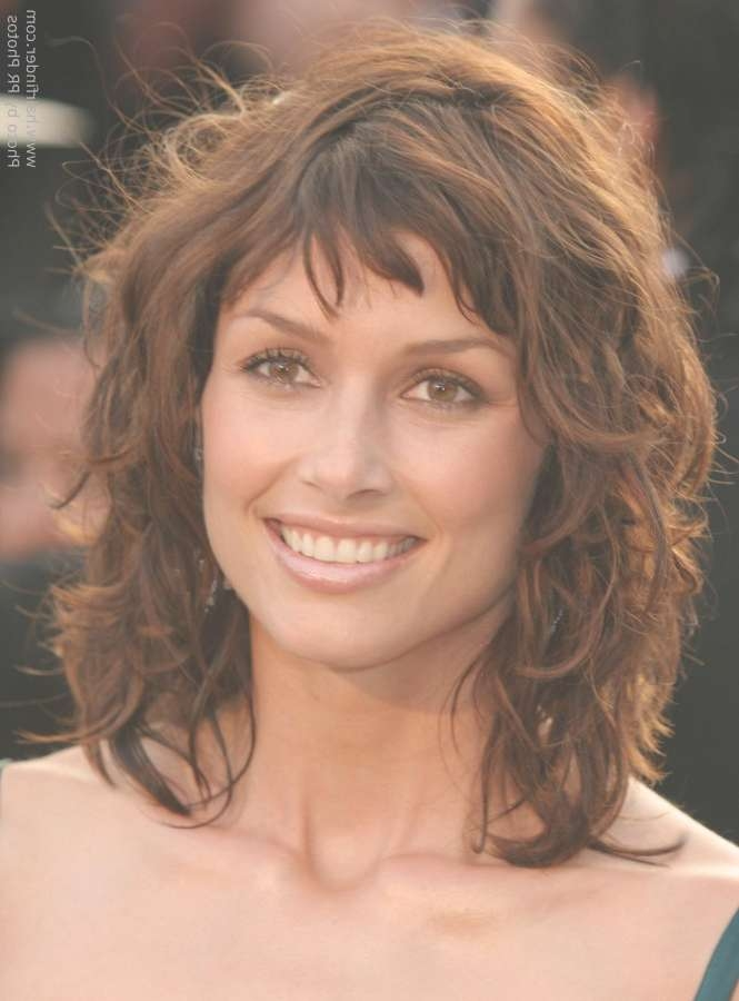 Medium Length Shag Hairstyles 2017 Throughout Most Current Layered Shaggy Medium Hairstyles (View 21 of 25)