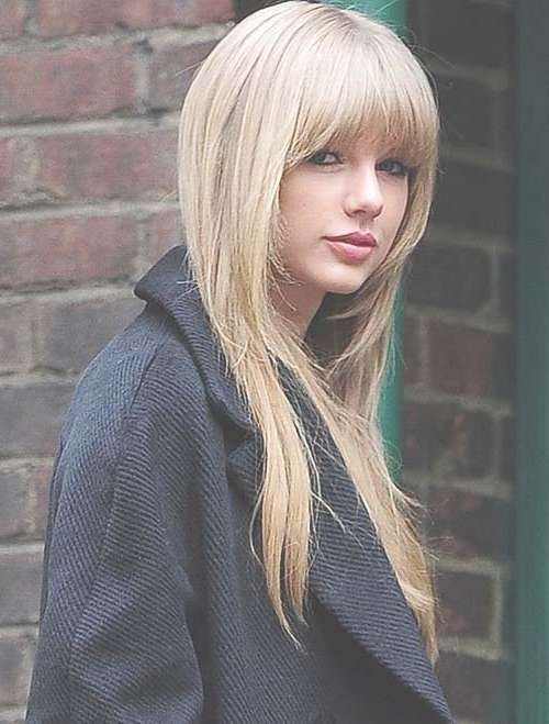 Medium Long Hairstyles 2014 – 2015 | Hairstyles & Haircuts 2016 – 2017 Throughout Most Up To Date Taylor Swift Medium Hairstyles (View 24 of 25)