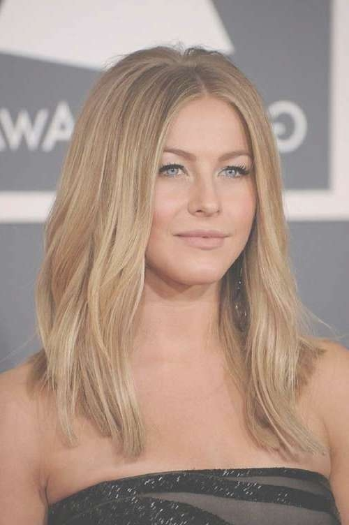 Medium Long Hairstyles 2014 – 2015 | Hairstyles & Haircuts 2016 – 2017 With Most Current Julianne Hough Medium Haircuts (View 16 of 25)