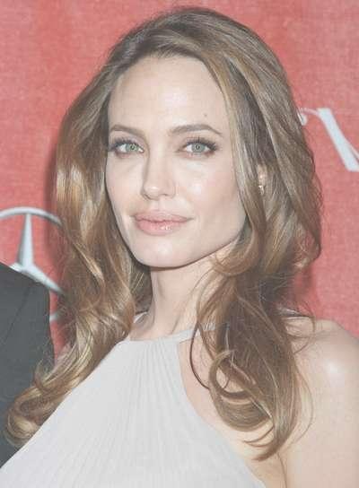 Gallery of Angelina Jolie Medium Hairstyles (View 3 of 15 Photos)