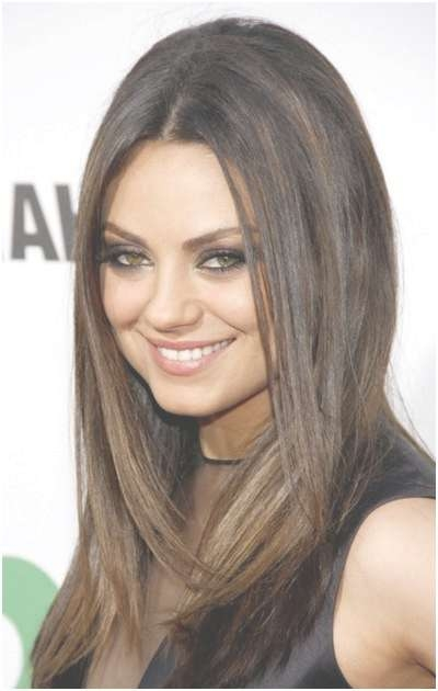Featured Photo of Mila Kunis Medium Hairstyles