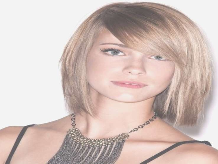Medium To Long Hairstyle For Thin Fine Hair Trendy Medium Haircuts Within Best And Newest Trendy Medium Hairstyles For Thin Hair (View 10 of 15)