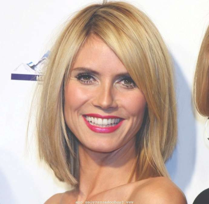 Medium To Long Hairstyles For Women – Hairstyle Fo? Women & Man Intended For Shoulder Bob Hairstyles (View 16 of 25)