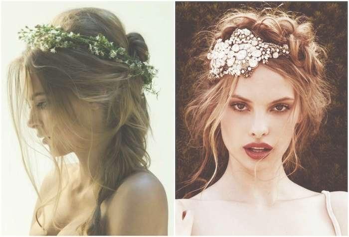 Messy Bohemian Hairstyles For Weddings | Medium Hair Styles Ideas Throughout Recent Bohemian Medium Hairstyles (View 12 of 15)