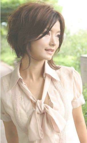 Mod Bob Haircut – Modern Bob Hairstyle Pictures ~ New Hairstyles Throughout Modern Bob Haircuts (View 18 of 25)