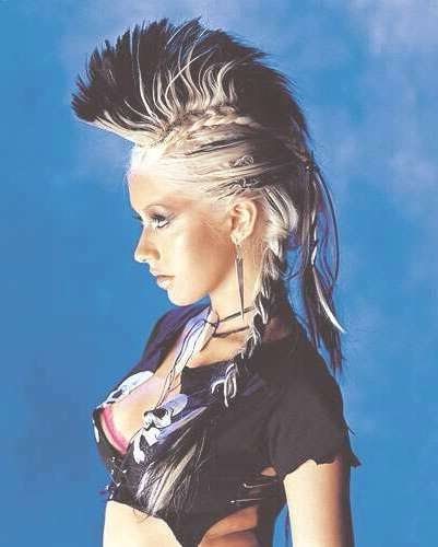Modern & Edgy Hairstyles 2013   2017 Haircuts, Hairstyles And Hair Within Most Up To Date Crazy Medium Hairstyles (View 6 of 25)