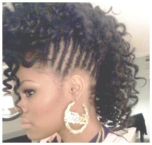 Mohawk Haircut Styles For Women Mohawk Hairstyles For Black Women In Latest Mohawk Medium Hairstyles For Black Women (View 9 of 15)