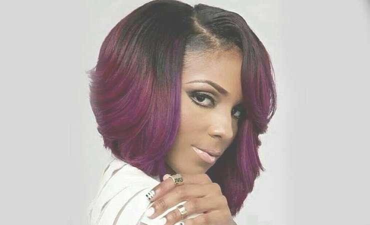 Medium Haircuts For Black Women 2015