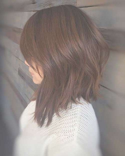Most Popular Graduated Bob Haircuts | Short Hairstyles 2016 – 2017 Intended For Latest Graduated Medium Haircuts (View 24 of 25)